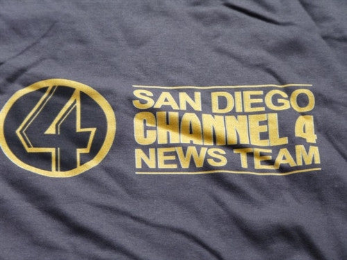 Channel 4 News Team T-Shirt - BBT Clothing