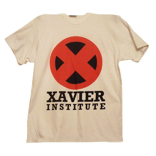 Xavier Institute T-Shirt - BBT Clothing - 4