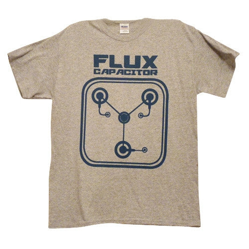 Flux Capacitor T-Shirt - BBT Clothing - 1