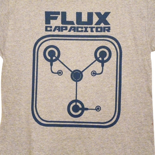 Flux Capacitor T-Shirt - BBT Clothing - 2