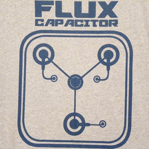 Flux Capacitor T-Shirt - BBT Clothing - 3