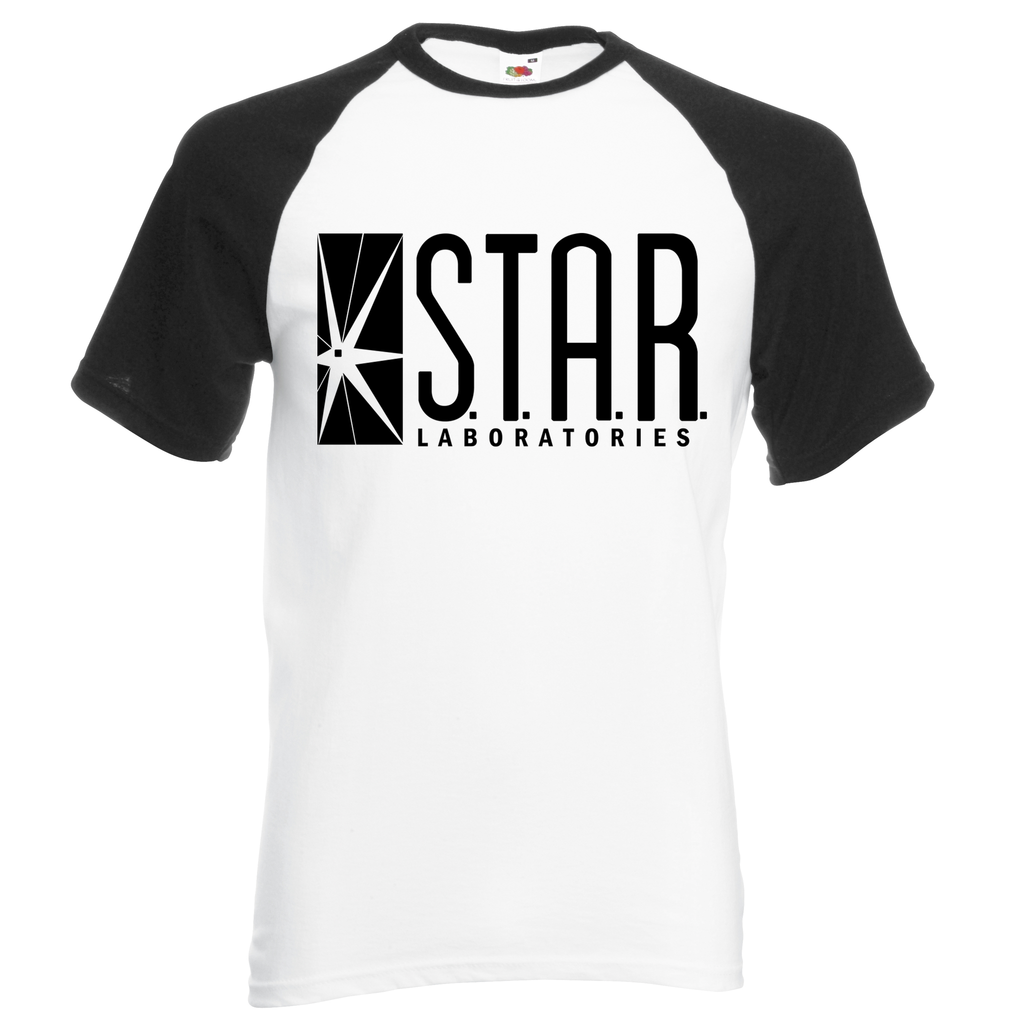 STAR Labs T-Shirt - BBT Clothing