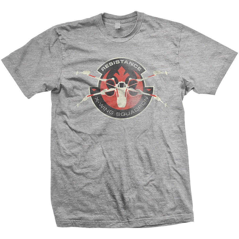 Star Wars T-Shirt - Resistance Squadron - BBT Clothing