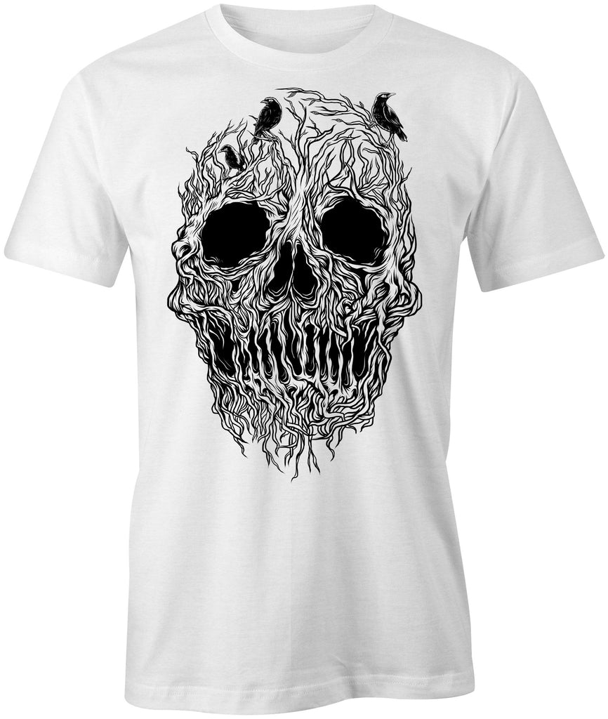 Skull Tree T-Shirt - BBT Clothing - 1