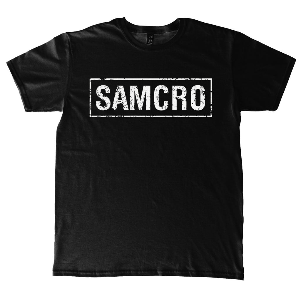 Sons of Anarchy T-Shirt - SAMCRO - BBT Clothing - 4