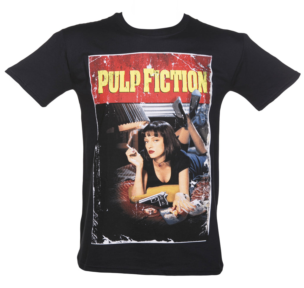 Pulp Fiction T-Shirt - Poster - BBT Clothing - 4