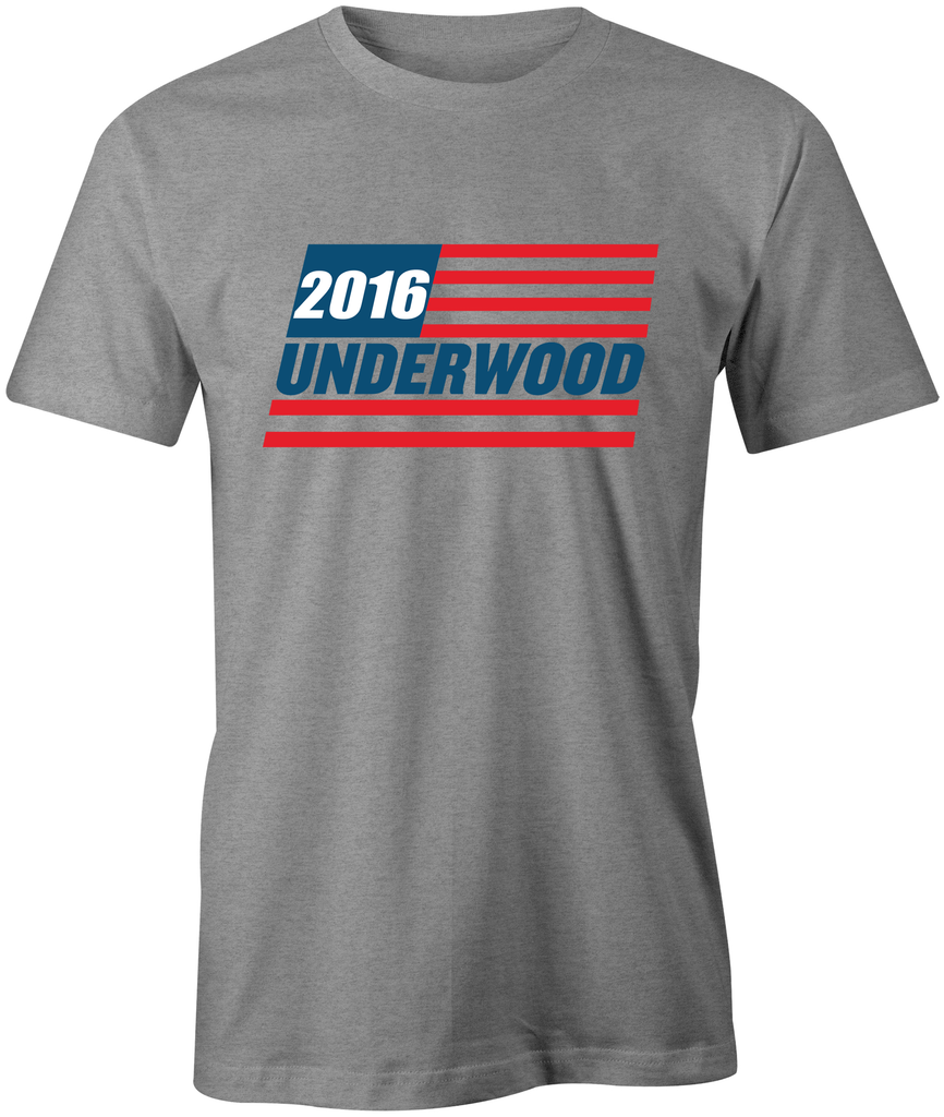 Underwood 2016 T-Shirt - BBT Clothing - 1