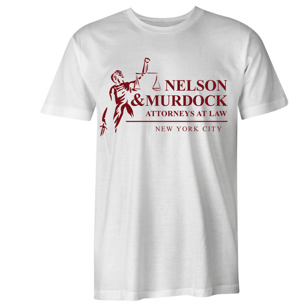 Nelson & Murdock T-Shirt - BBT Clothing - 3