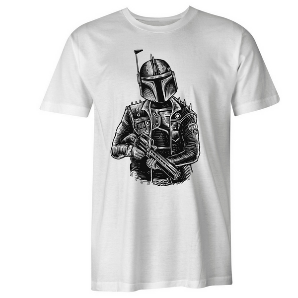 Boba Punk T-Shirt - BBT Clothing - 4