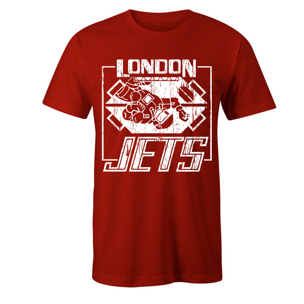 London Jets T-Shirt - BBT Clothing - 1