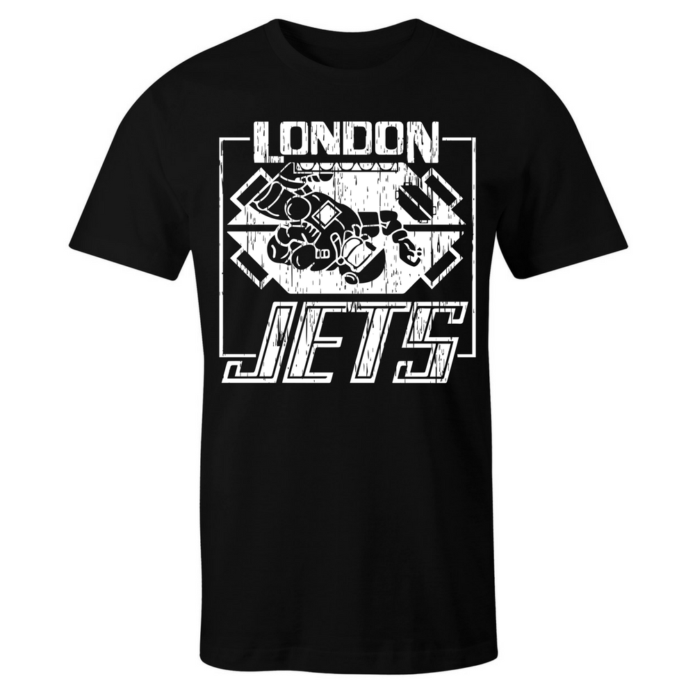 London Jets T-Shirt - BBT Clothing - 3