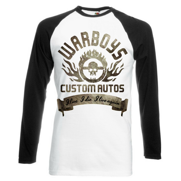 Warboys Custom Autos T-Shirt - BBT Clothing - 5