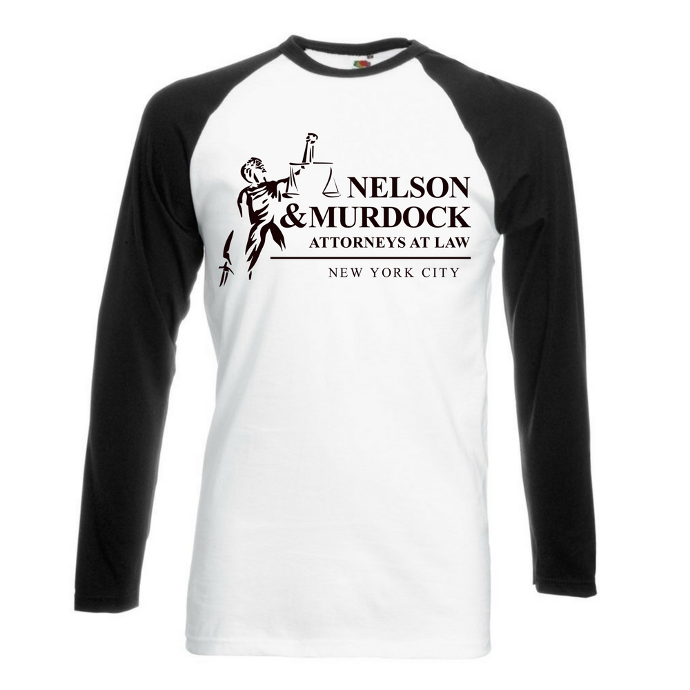 Nelson & Murdock T-Shirt - BBT Clothing - 2