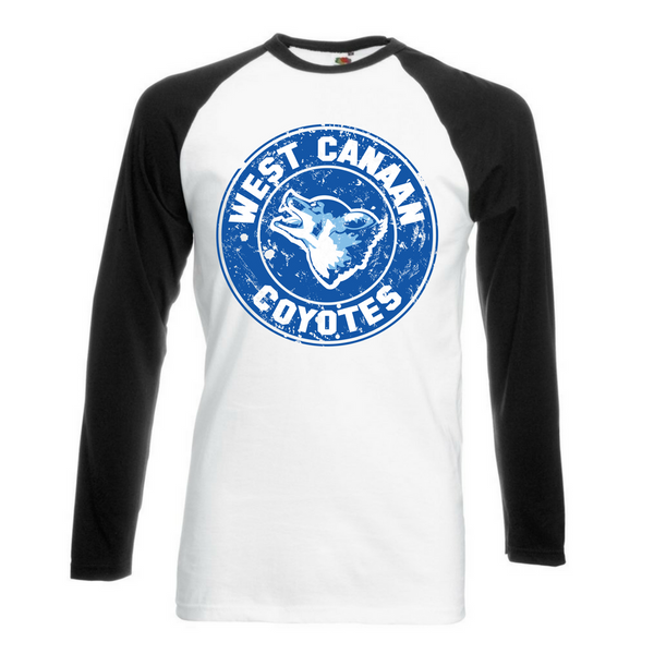 West Canaan Coyotes T-Shirt - BBT Clothing - 2