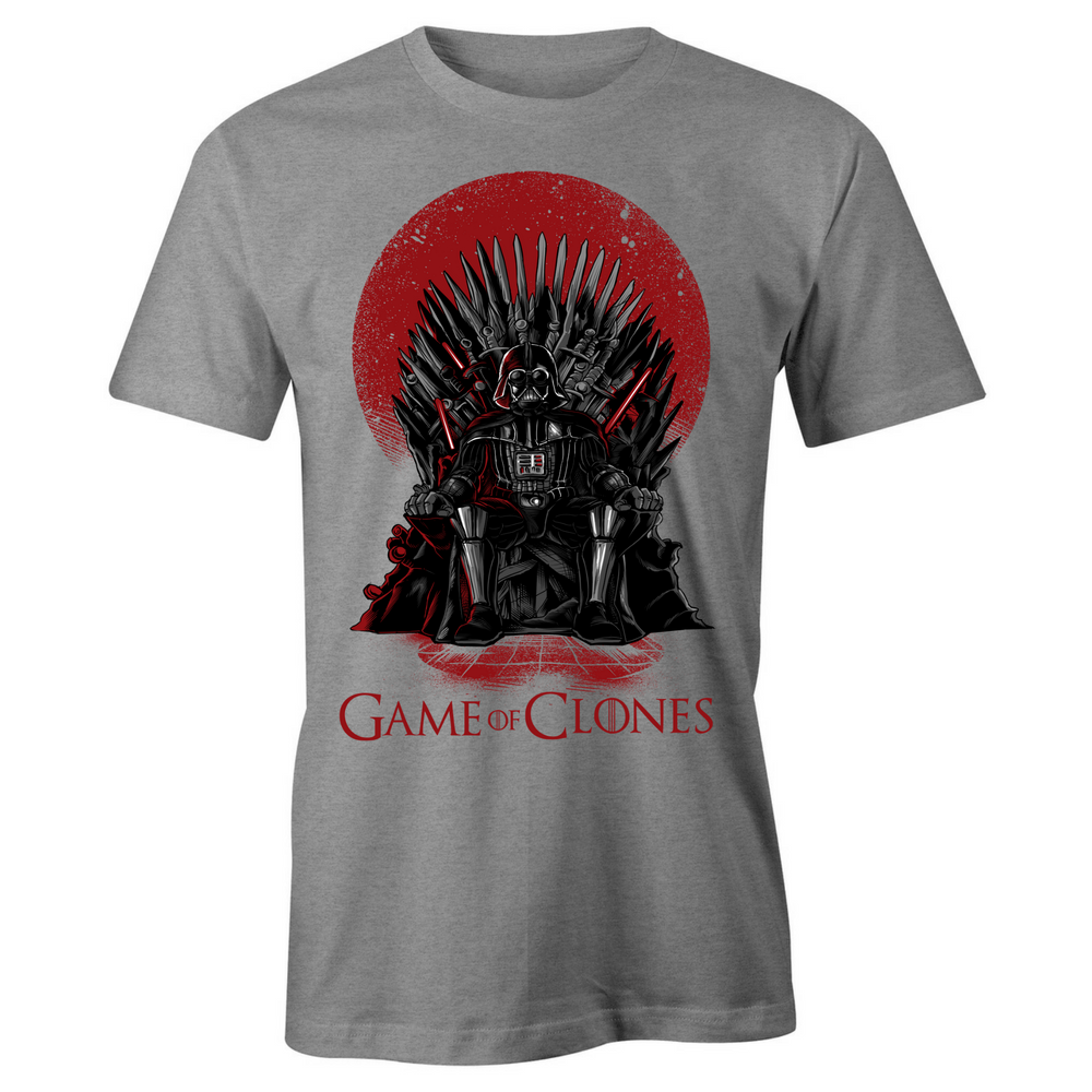 Game of Clones T-Shirt - BBT Clothing - 5