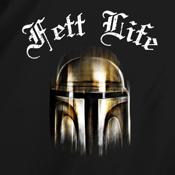 Fett Life T-Shirt - BBT Clothing - 2