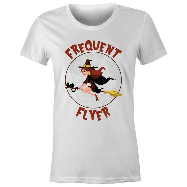 Frequent Flyer T-Shirt - BBT Clothing - 3