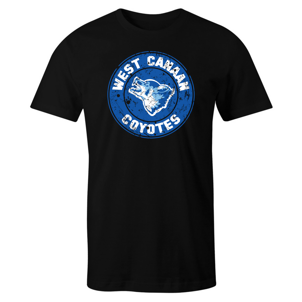 West Canaan Coyotes T-Shirt - BBT Clothing - 3