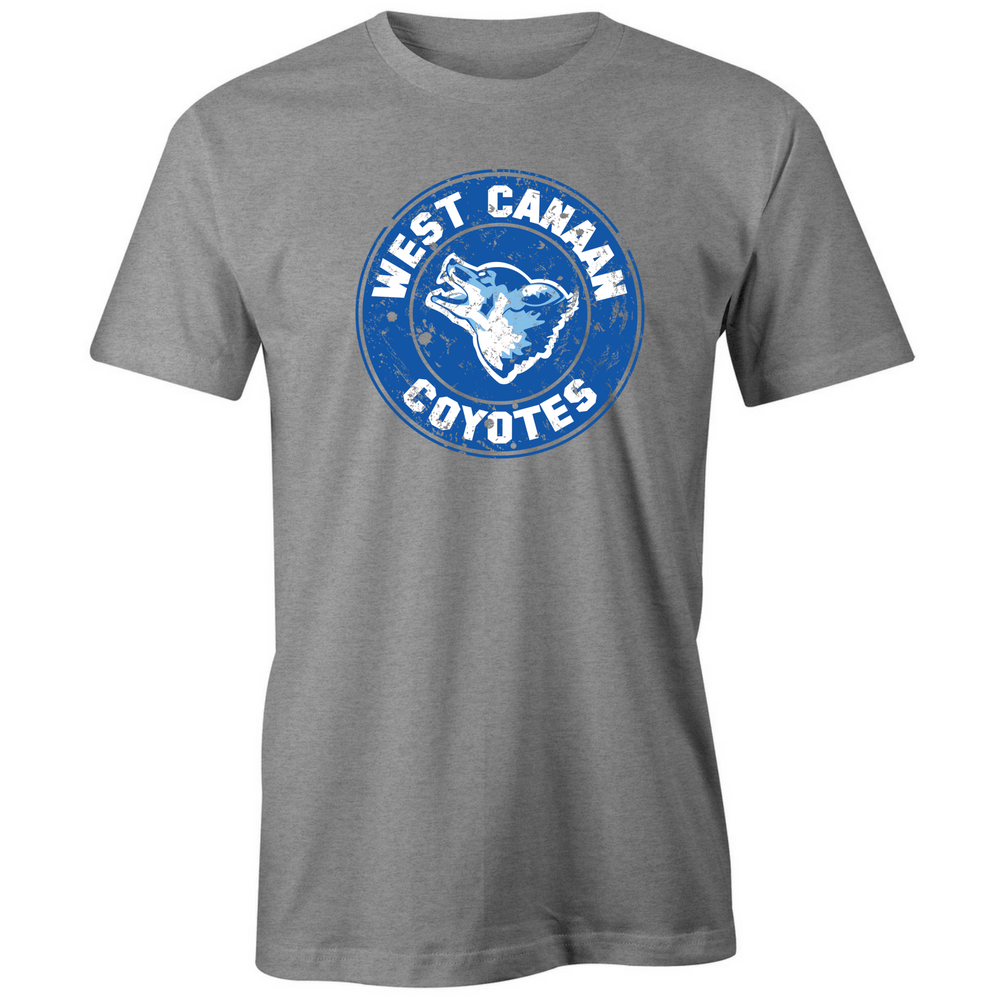 West Canaan Coyotes T-Shirt - BBT Clothing - 4