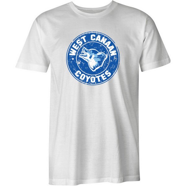 West Canaan Coyotes T-Shirt - BBT Clothing - 6