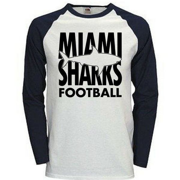 Miami Sharks T-Shirt - BBT Clothing - 4