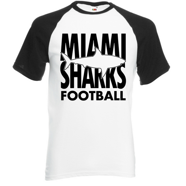 Miami Sharks T-Shirt - BBT Clothing - 2