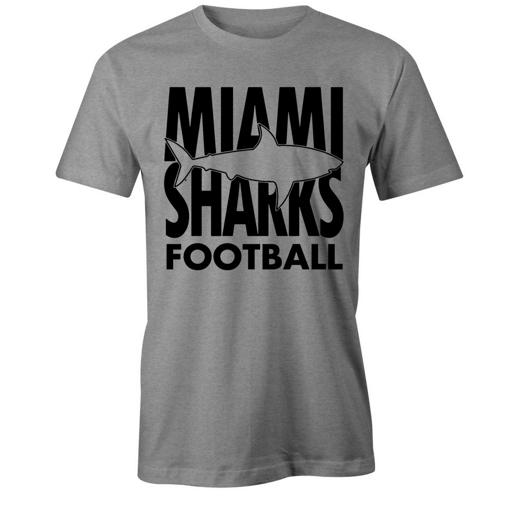 Miami Sharks T-Shirt - BBT Clothing - 3