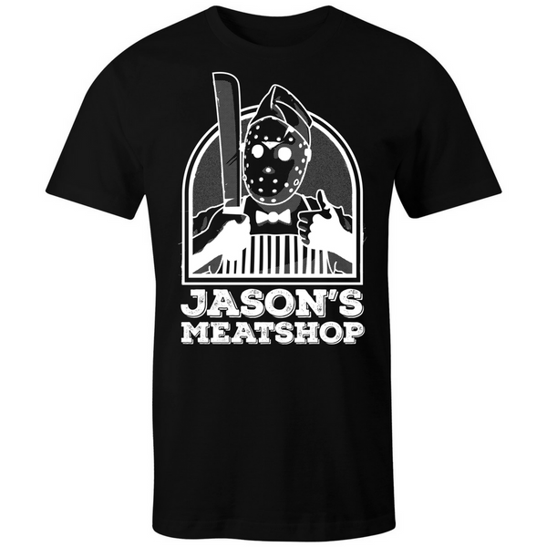 Jason's Meat Shop T-Shirt - BBT Clothing - 6