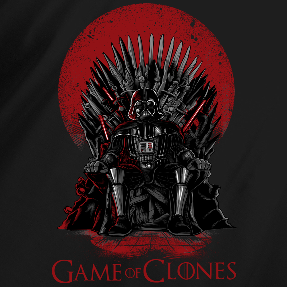 Game of Clones T-Shirt - BBT Clothing - 3