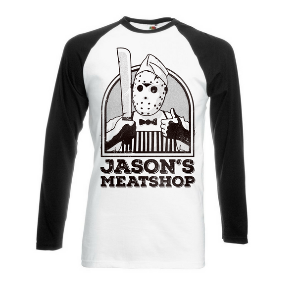 Jason's Meat Shop T-Shirt - BBT Clothing - 5