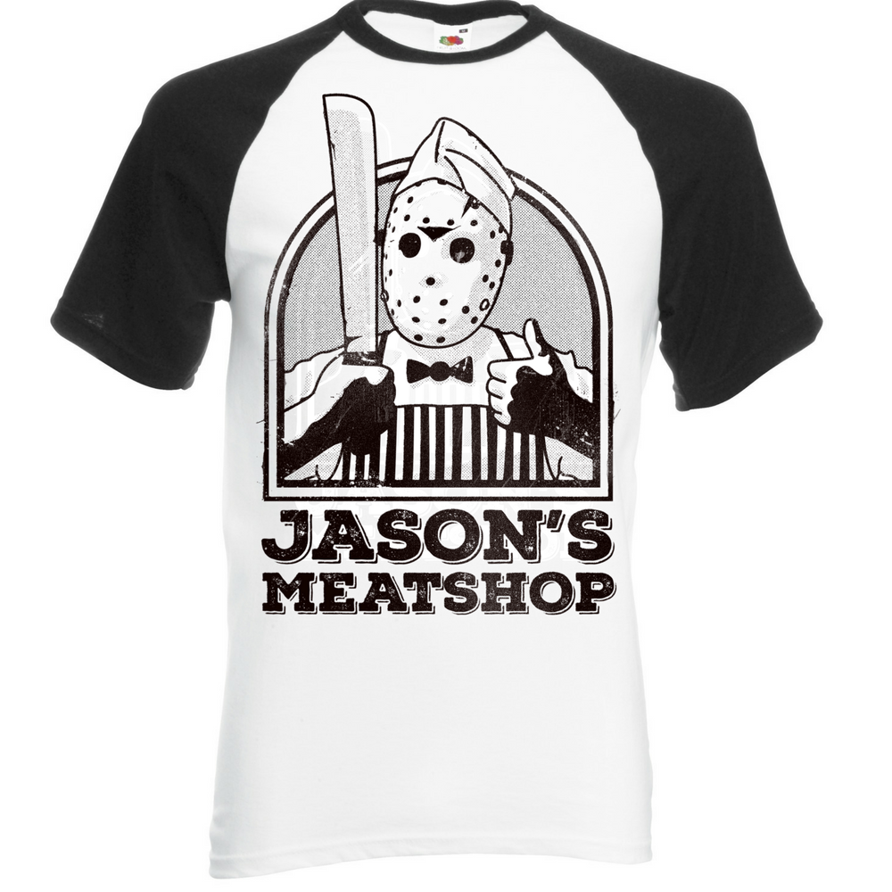 Jason's Meat Shop T-Shirt - BBT Clothing - 4