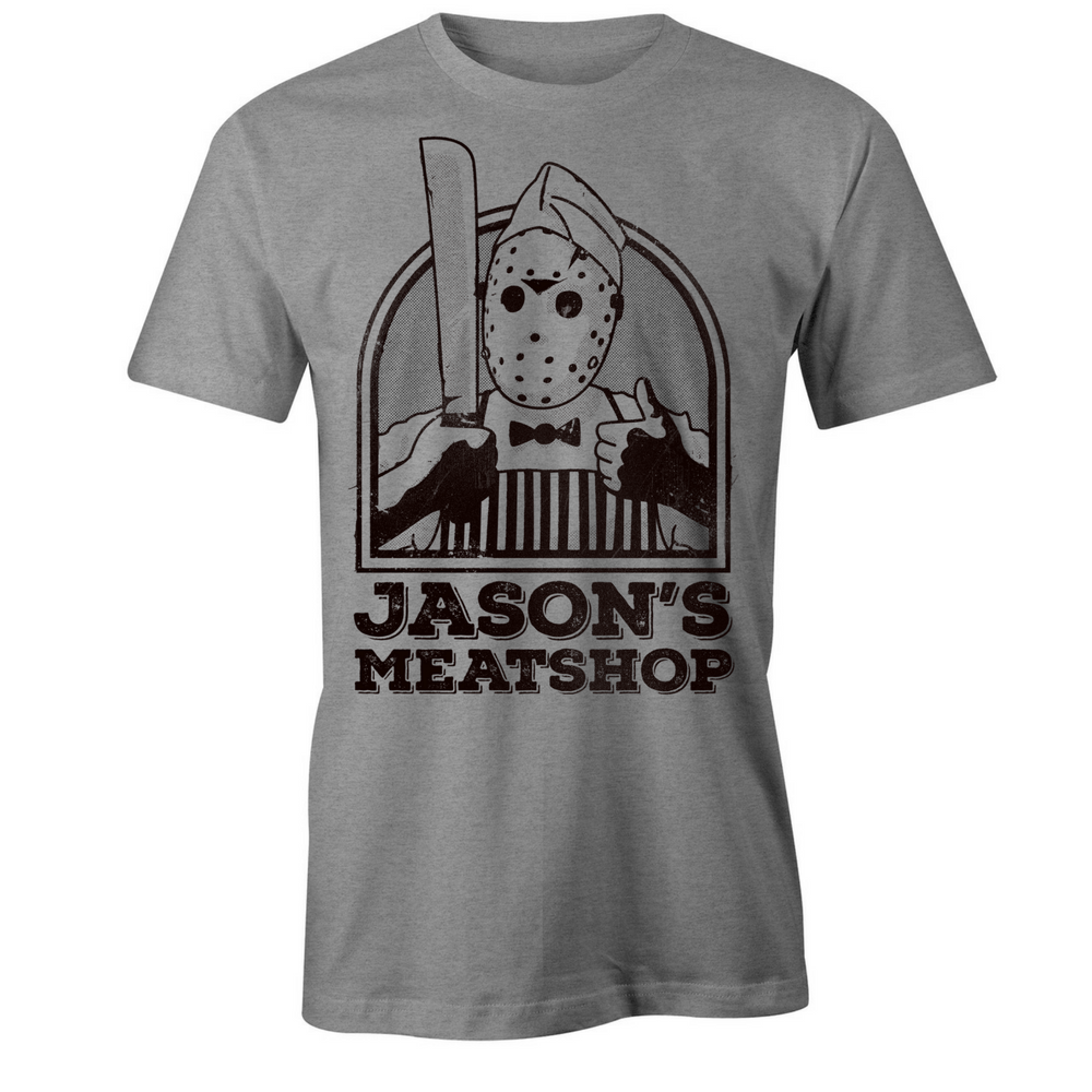Jason's Meat Shop T-Shirt - BBT Clothing - 3
