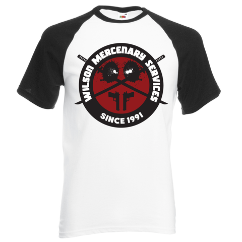 Wilson Mercenary Services T-Shirt