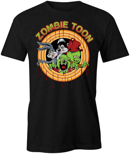 Zombie Toons T-Shirt - BBT Clothing - 1