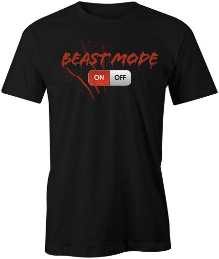 Beast Mode T-Shirt - BBT Clothing