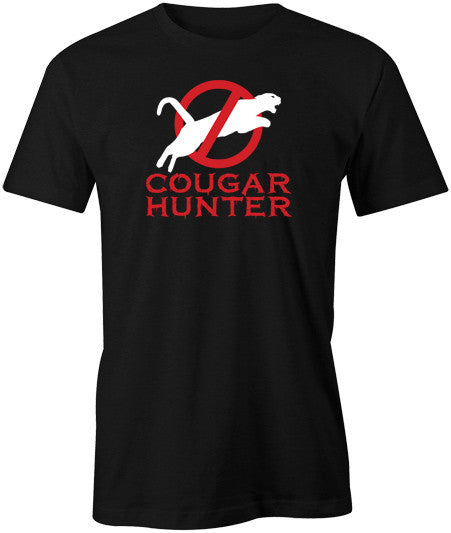 Cougar Hunter T-Shirt - BBT Clothing - 1