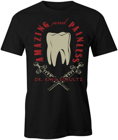 Dr King Schultz T-Shirt