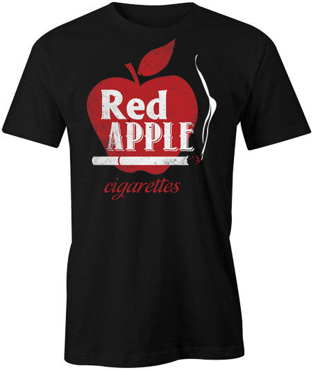 Red Apple Cigarettes T-Shirt - BBT Clothing - 1