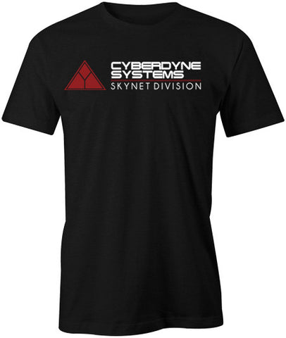 Cyberdyne Systems T-Shirt - Black