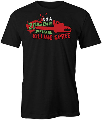 Zombie Killing Spree T-Shirt