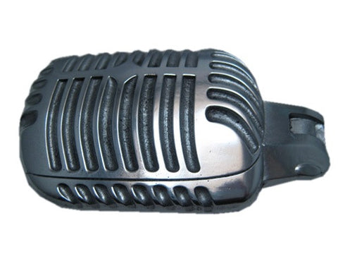 Microphone Buckle - Classic