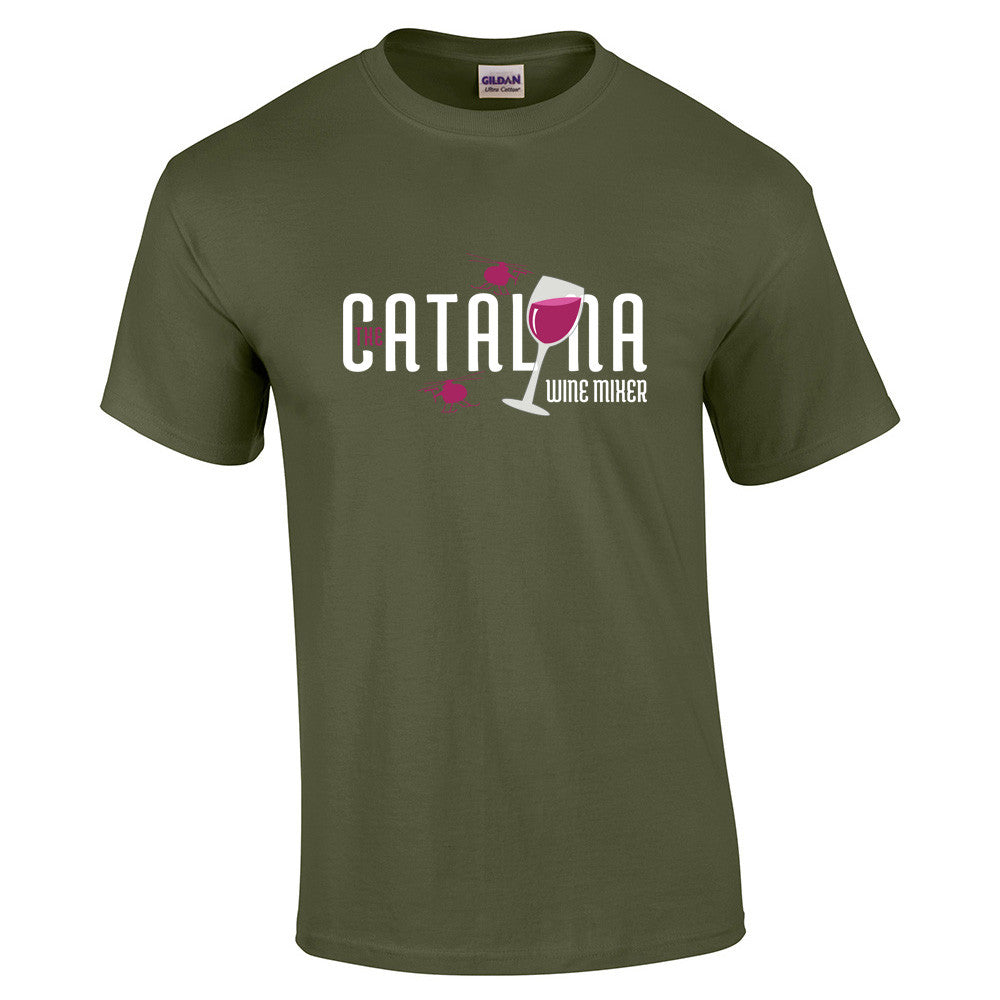 Catalina Wine Mixer T-Shirt - BBT Clothing - 16