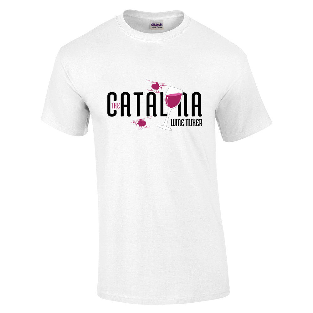 Catalina Wine Mixer T-Shirt - BBT Clothing