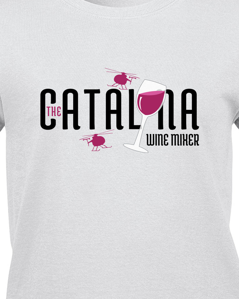 Catalina Wine Mixer T-Shirt - BBT Clothing - 19
