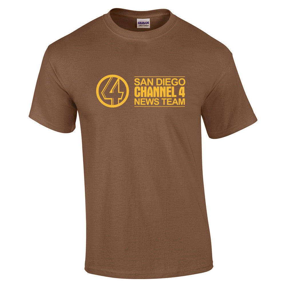 Channel 4 News Team T-Shirt - BBT Clothing - 12