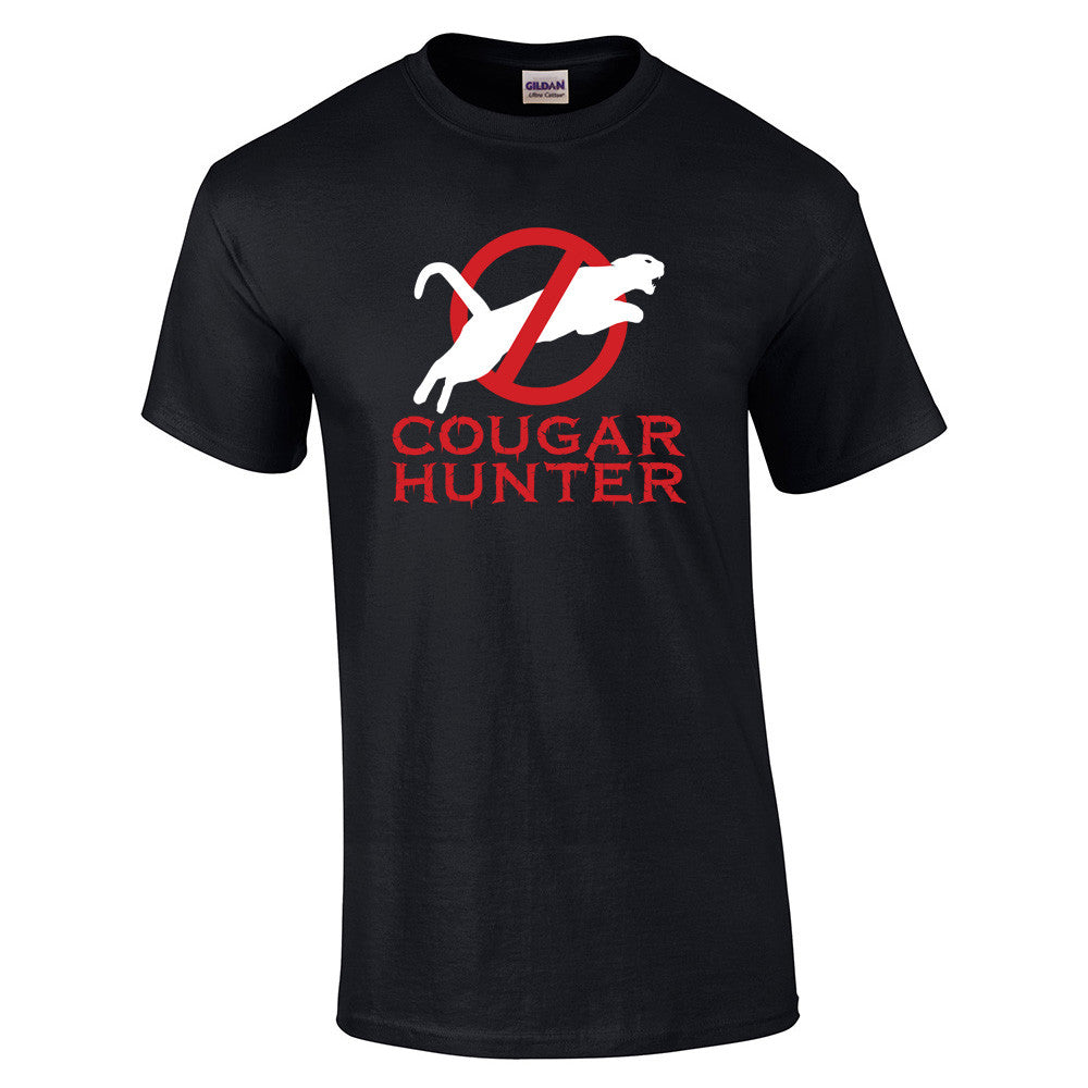 Cougar Hunter T-Shirt - BBT Clothing - 4