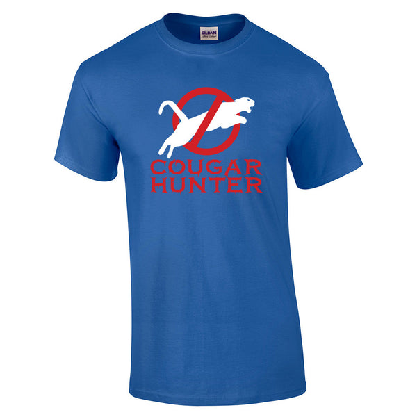 Cougar Hunter T-Shirt - BBT Clothing - 5