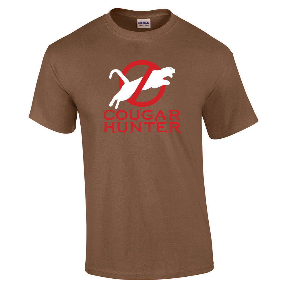 Cougar Hunter T-Shirt - BBT Clothing - 6