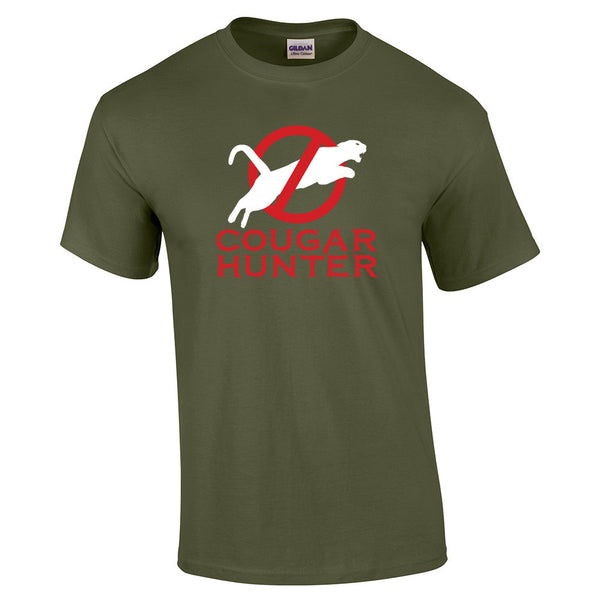 Cougar Hunter T-Shirt - BBT Clothing - 7