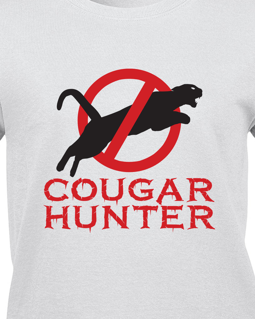 Cougar Hunter T-Shirt - BBT Clothing - 10